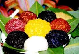 Xôi ngũ sắc - Nét ẩm thực độc đáo của người Tày